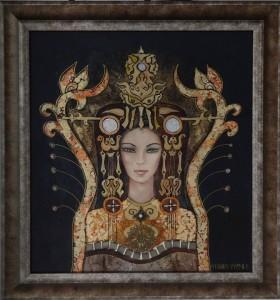 mongol hercegnő