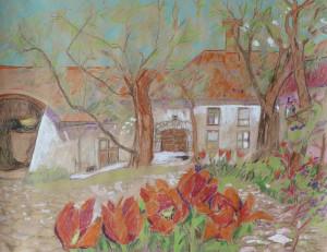 A Bortündér háza